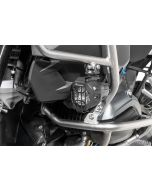 """Scheinwerferschutz für original BMW LED Zusatzscheinwerfer """"Nano"""", Satz, schwarz (08/2017-) *OFFROAD USE ONLY*"""