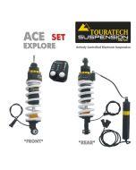 Touratech ACE Suspension Explore SET für BMW R1200GS (2004-2012)