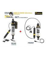 Touratech Suspension Plug & Travel-ESA Expedition SET für BMW R1200GS Adventure Model 2010-2013