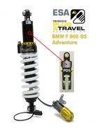 Touratech Suspension Federbein für BMW F800 GS Adventure Typ: Plug & Travel für BMW ESA