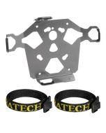 ZEGA Pro/ZEGA Mundo - Zubehörhalter mit Riemenschutz: Kanisterhalter 3 Liter - Benzin