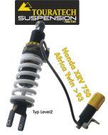 Touratech Suspension Federbein für Honda XRV 750 Africa Twin ab 1993 Typ Level2/ExloreHP