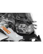 Scheinwerferschutz Makrolon mit Schnellverschluss für BMW F850GS Adventure *OFFROAD USE ONLY*
