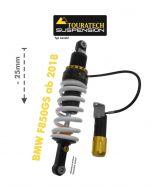 Touratech Suspension Tieferlegung -25mm für BMW F850GS ab 2018 Typ Level2