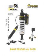 Touratech Suspension Tieferlegung Federbein -25mm für BMW F850 GS ab 2018 DDA / Plug & Travel