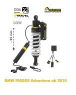 Touratech Suspension Tieferlegung Federbein -25mm für BMW F850GS Adventure ab 2018 DDA / Plug & Travel