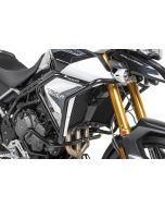 Verkleidungssturzbügel schwarz für Triumph Tiger 900