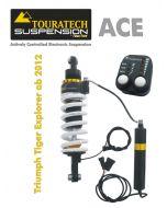 Touratech Suspension ACE Federbein für Triumph Explorer ab 2012 Typ Expedition