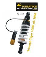 Touratech Suspension Federbein für Triumph Tiger 1050i ab 2008 Typ Level2/ExploreHP