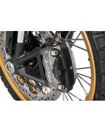 Bremssattelabdeckung vorn, schwarz für Ducati Scrambler ab 2015