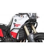 Verkleidungssturzbügel Edelstahl, schwarz für Yamaha Tenere 700