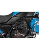 Schutzabdeckung Motor (Satz), schwarz für Yamaha Tenere 700