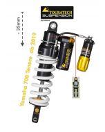 Touratech Suspension Tieferlegung -35mm Yamaha 700 Tenere ab 2019 Typ Extreme