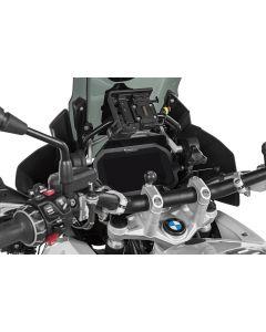 TFT Diebstahlschutz, Aluminium, mit Sonnenblende für BMW R1250GS/ R1250GS Adventure/ R1200GS (LC) (2017-)/ R1200GS Adventure (LC) (2017-)