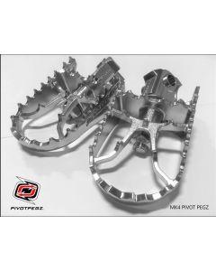 Pivot Pegz - Gelenkfußrasten *MK4* für KTM 1090 Adv/ 1190 Adv/ 1290 Super Adv/ 790 Adv/ 690