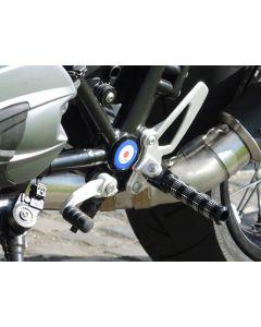 Austauschfussrasten (Satz), vorne für BMW RnineT / RnineT Scrambler