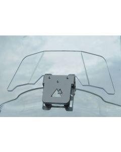 Spoiler für Windschild BMW R1200GS Adventure bis 2013