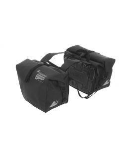Packtaschen ENDURANCE Velcro (Paar), schwarz, by Touratech Waterproof made by ORTLIEB