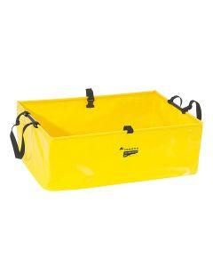 Faltbare Wanne, 50 Liter, gelb, by Touratech Waterproof made by ORTLIEB