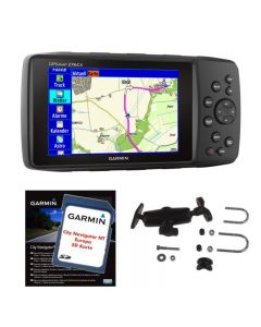 Garmin GPSMAP 276Cx Set inkl. City Navigator NT Europa und RAM-Mount Halter