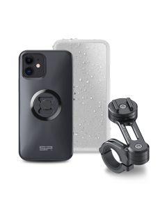 Handyhalterungsset für iPhone 12 / 12 Pro, SP Connect Moto Bundle