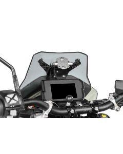 GPS Anbauadapter für direkte Montage an 12mm Streben  für Garmin Zumo XT, Zumo 5xx, 276Cx  und TomTom Rider Serie