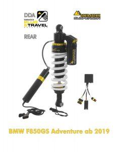 Touratech Suspension Federbein für BMW F850GS Adventure ab 2018 DDA / Plug & Travel