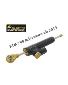 Touratech Suspension Lenkungsdämpfer *CSC* für KTM 790 Adventure ab 2019 +incl. Anbausatz+