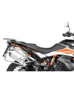 Komfortsitzbank einteilig, Fresh Touch für KTM 890 Adventure / 890 Adventure R / 790 Adventure/ 790 Adventure R