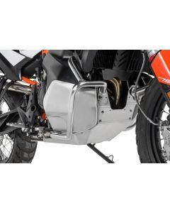 Motorschutz RALLYE Evo, Alu natur für KTM 890 Adventure/ 890 Adventure R/  790 Adventure/ 790 Adventure R