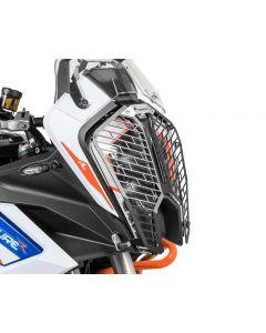 Scheinwerferschutz mit Schnellverschluss KTM 1290 Super Adventure S/R ab 2021 *OFFROAD USE ONLY*
