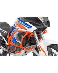 Verkleidungssturzbügel orange  KTM 1290 Super Adventure S/R ab 2021