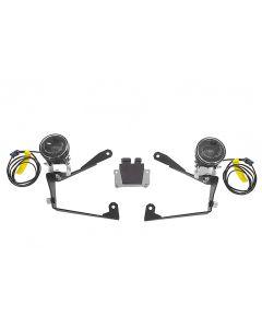 LED Zusatzscheinwerfer Satz Nebel rechts/links für Honda CRF1000L Africa Twin / CRF1000L Adventure Sports