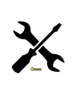 Gabelwerkzeug für Ausbau Gabelfedern für Honda CRF1100L ADV Sports Typ: HP-T01