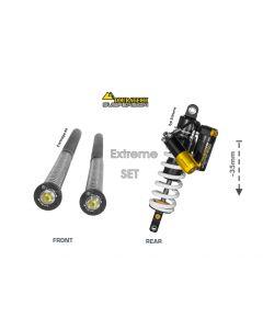 Touratech Suspension WTE Tieferlegung -35mm Typ Extreme für Yamaha 700 Tenere ab 2019
