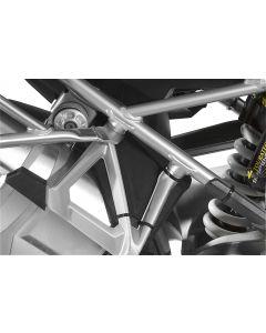 Spritzschutz Soziusfußrastenhalter (Set) für BMW R1250GS/ R1250GS Adventure/ R1200GS (LC) / R1200GS Adventure (LC)