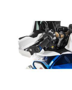 Handprotektor GD, weiß für Honda CRF1100L Africa Twin / CRF1100L Adventure Sports / CRF1000L Africa Twin / CRF1000L Adventure Sports