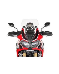 Windschild, M, transparent, für Honda CRF1000L Africa Twin/ CRF1000L Adventure Sports